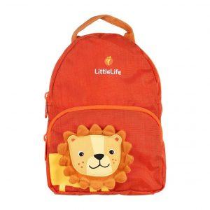 LittleLife gyerek hátizsák pórázzal – oroszlán 3D