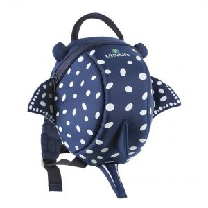 LittleLife gyerek hátizsák pórázzal – rája