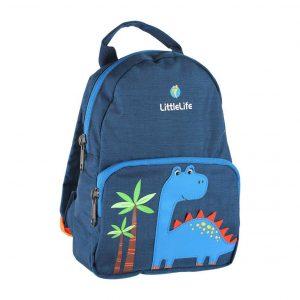 LittleLife gyerek hátizsák pórázzal – dino 3D