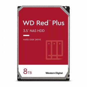 WD Red Plus 8TB 256MB 3,5″ SATA3 HDD WD80EFBX